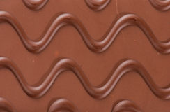 Textura do bolo de chocolate Imagem de Stock Royalty Free