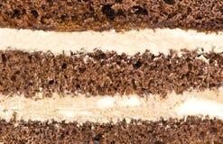 Textura do bolo imagens de stock