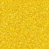 Textura do brilho do ouro Fotografia de Stock Royalty Free