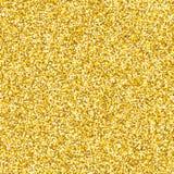Textura do brilho do ouro Fotografia de Stock
