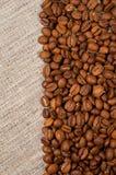 Textura do café com espaço da cópia Foto de Stock