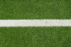 Textura do campo de acampamento da grama verde do tênis da pá fotos de stock royalty free