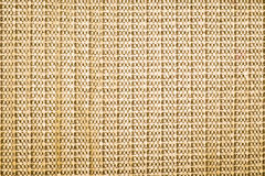 Textura do capacho ou do tapete do verso Fotografia de Stock Royalty Free