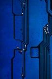 Textura do cartão-matriz Foto de Stock