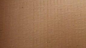 Textura do cartão na cor marrom Fotografia de Stock Royalty Free