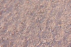 Textura do cascalho Fotografia de Stock
