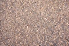 Textura do cascalho Foto de Stock Royalty Free