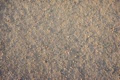 Textura do cascalho Fotos de Stock Royalty Free