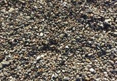 Textura do cascalho Fotografia de Stock Royalty Free