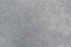 Textura do cascalho cinzento fundo das pedras para o concreto foto de stock
