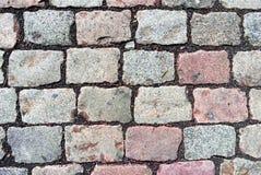 Textura do Cobblestone Imagem de Stock