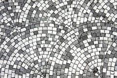 Textura do Cobblestone Imagens de Stock