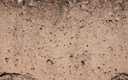 A textura do concreto Rachadura no concreto foto de stock royalty free