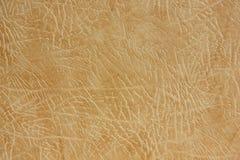 Textura do couro amarrotado colorido Fotografia de Stock