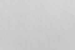 Textura do couro branco Fotos de Stock Royalty Free
