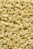 Textura do deleite do cereal do arroz Fotos de Stock Royalty Free