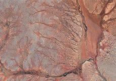 Textura do deserto com linhas ilustração stock