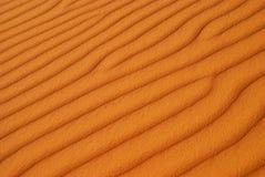 Textura do deserto. ERG Chebbi, Sahara, Marrocos Fotografia de Stock Royalty Free