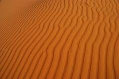 Textura do deserto. ERG Chebbi, Sahara, Marrocos Foto de Stock Royalty Free