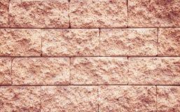 A textura do detalhe da pedra Foto de Stock