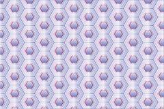 Textura do favo de mel da ametista ilustração stock