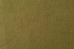 Textura do feltro da azeitona Imagens de Stock