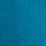 Textura do feltro do azul Fotos de Stock