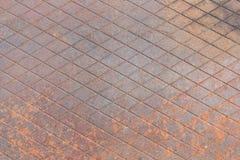 Textura do ferro Foto de Stock