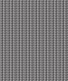 Textura do filtro do carbono ilustração stock