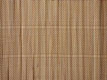 Textura do forro de Reed Fotos de Stock