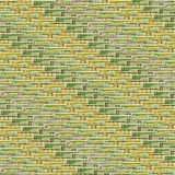 Textura do fundo com notas do dólar Fotos de Stock Royalty Free