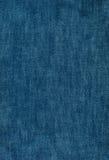 Textura do fundo da calças de ganga Fotos de Stock