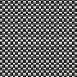 Textura do fundo da fibra do carbono Fotos de Stock Royalty Free