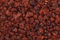 Textura do fundo da goma natural orgânica Fotografia de Stock