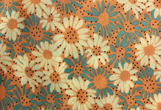 Textura do fundo da matéria têxtil da tela Imagens de Stock Royalty Free