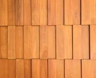 Textura do fundo da parede de madeira foto de stock royalty free