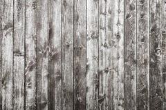 Textura do fundo da parede de madeira marrom velha Fotos de Stock Royalty Free