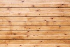 Textura do fundo da parede de madeira natural Imagem de Stock