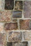 Textura do fundo da parede de pedra Imagens de Stock Royalty Free