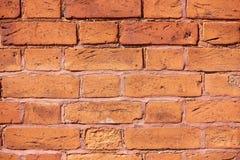 Textura do fundo da parede de tijolo Imagem de Stock