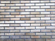 Textura do fundo da parede de tijolo Foto de Stock