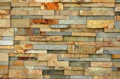 Textura do fundo da parede irregular Foto de Stock