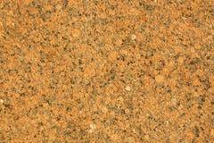 Textura do fundo da parede marrom migalha do granito Migalha vermelha do granito fotos de stock royalty free
