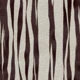 Textura do fundo da pele da zebra Fotografia de Stock