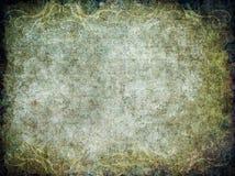 Textura do fundo de Grunge com Flourishes Imagens de Stock Royalty Free