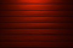 Textura do fundo de madeira vermelho da madeira do Grunge Fotos de Stock
