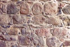 Textura do fundo de uma parede de pedra masonry fotografia de stock royalty free