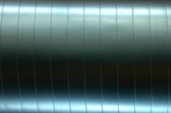 Textura do fundo de uma tubulação Foto de Stock