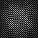 Textura do fundo do carbono ou da fibra ilustração do vetor