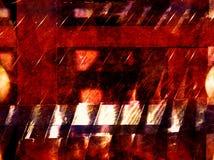 Textura do fundo do metal e do ferro de Grunge Fotografia de Stock Royalty Free